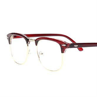 电脑镜男女款透明平光眼镜无度数眼镜平光镜